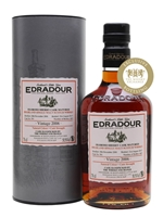 Edradour 2006  |  10 Year Old Sherry Butt  |  TWE Exclusive