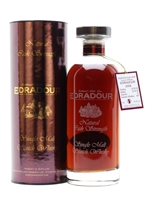 Edradour 2008  |  12 Year Old  |  Natural Cask Strength