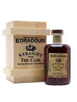 Edradour 2009  |  Straight From The Cask  |  10 Year Old  |  Sherry Cask