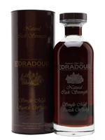 Edradour 2009  |  12 Year Old  |  Natural Cask Strength
