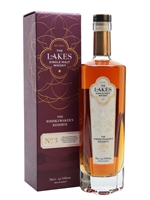 The Lakes Single Malt  |  Whiskymaker's Reserve  |  No. 3