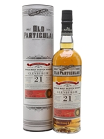 Glenburgie 1997  |  21 Year Old  |  Old Particular