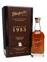 Glenfarclas 1953  58 Year Old Crystal Decanter