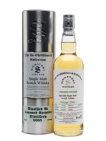 Unamed Speyside 2005  |  12 Year Old  |  Signatory
