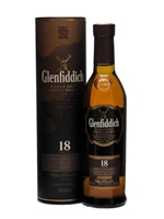 Glenfiddich  |  18 Year Old  |  Small Bottle
