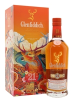 Glenfiddich  |  21 Year Old  |  Chinese New Year 2021
