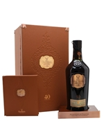 Glenfiddich 40 Year Old  |  Release 15  |  Bot. 2018