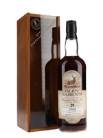 Glen Garioch 1968  |  29 Year Old  |  Sherry Cask