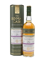 Glen Garioch 1991  25 Year Old Old Malt Cask