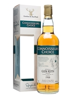 Glen Keith 1968  |  Bot. 2008  |  Connoisseurs Choice