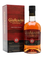 Glenallachie 10 Year Old  |  Port Wood Finish