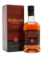 Glenallachie  |  11 Year Old  |  Port Wood Finish