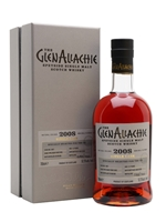 Glenallachie 2008  |  12 Year Old  |  Ruby Port Pipe