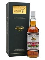 Glenlivet 1958  |  Bot. 2013  |  Gordon & Macphail