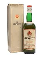 Glenlivet 12 Year Old  |  Bot. 1980's