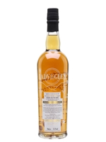 Glen Moray 2008  |  10 Year Old  |  Pedro Ximenez  |  Lady of the Glen