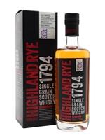 Arbikie Highland Rye 1794  |  2020 Release