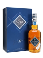 Cambus 1975  40 Year Old Special Releases 2016