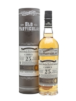Cambus 1991  |  25 Year Old Cask #DL11353 (Old Particular)