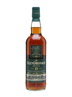 Glendronach 15 Year Old Revival  |  Sherry Cask