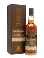 Glendronach 1989  26 Year Old Oloroso Sherry Butt #2662