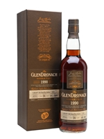 Glendronach 1990  26 Year Old PX Puncheon #2973