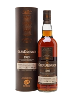 Glendronach 1993  |  26 Year Old  |  #7405  |  The Whisky Exchange Exclusive