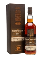 Glendronach 1995  20 Year Old PX Puncheon #543