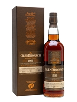 Glendronach 1996  20 Year Old PX Puncheon #1485