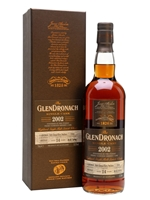 Glendronach 2002  14 Year Old PX Puncheon #1504