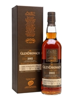 Glendronach 2003  13 Year Old PX Puncheon #4034