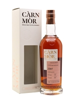 Glenrothes 2007  |  Carn Mor  |  Strictly Limited