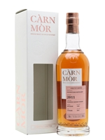 Glenrothes 2011  |  9 Year Old  |  Sherry Finish  |  Carn Mor Strictly Limited