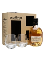 Glenrothes Bourbon Cask  |  Glass Pack