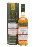 Glenrothes 2005  |  12 Year Old  |  Sherry Butt  |  Old Malt Cask