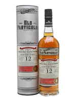 Glenrothes 2005  |  12 Year Old Sherry Cask  |  Old Particular