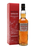 Glen Scotia  |  10 Year Old  |  Red Wine Cask  |  Campbeltown Festival 2021