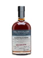Glentauchers 2007  |  12 Year Old  |  Sherry Cask  |  Distillery Edition