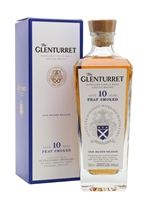 Glenturret  |  10 Year Old  |  Peat Smoked  |  2020 Maiden Release