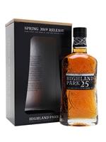 Highland Park     25 Year Old     2019 Edition