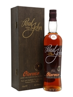 Paul John Oloroso Sherry Cask Finish  |  7 Year Old