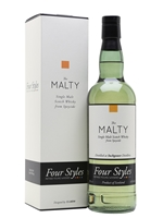 Inchgower 2013  |  The Malty Four Styles