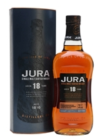 Jura 18 Year Old  |  Red Wine Finish