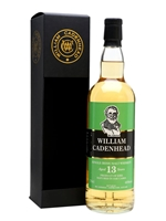 Cadenhead 13 Year Old Peated Irish Whiskey