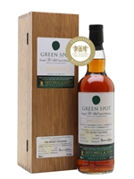 Green Spot 1991  |  26 Year Old  |  Marsala Cask  |  The Whisky Exchange Exclusive