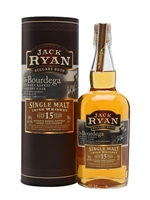 Jack Ryan 15 Year Old Single Malt  |  The Bourdega