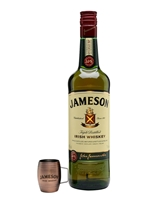 Jameson with Copper Cup