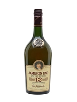 Jameson 1780  |  12 Year Old Bot. 1980's