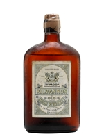 Kilvannon Old Irish Whiskey  |  Bot. 1920's Half Bottle