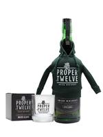Proper No. Twelve  |  Blended Irish Whiskey  |  Bottle Hoodie Pack